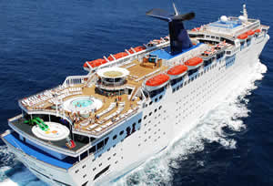 2 night Cruise to Stay